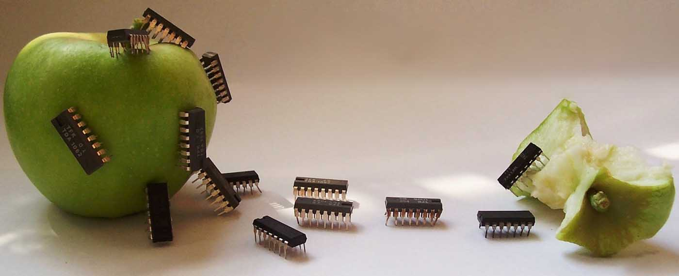 Willkommen in der Welt der Elektronik