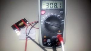 LM 35 Zimmertemperatur