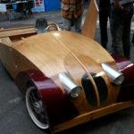 Holz-Roadster für die ganze Familie (1-3)