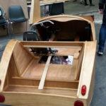 Holz-Roadster für die ganze Familie (2-3)